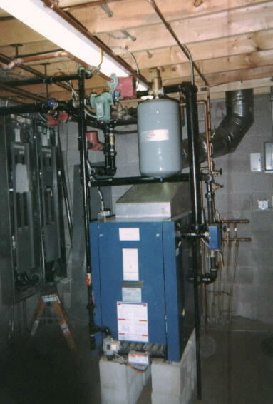 Commercial Boiler | Crown Boiler